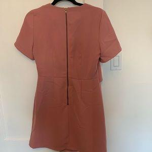 Topshop Dresses - Rose pink topshop dress size 6